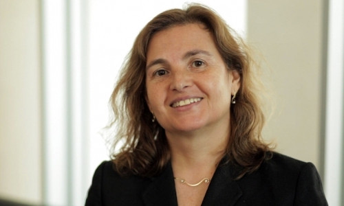 Daniela Rus, the director of MIT's Computer Science and Artificial Intelligence Laboratory